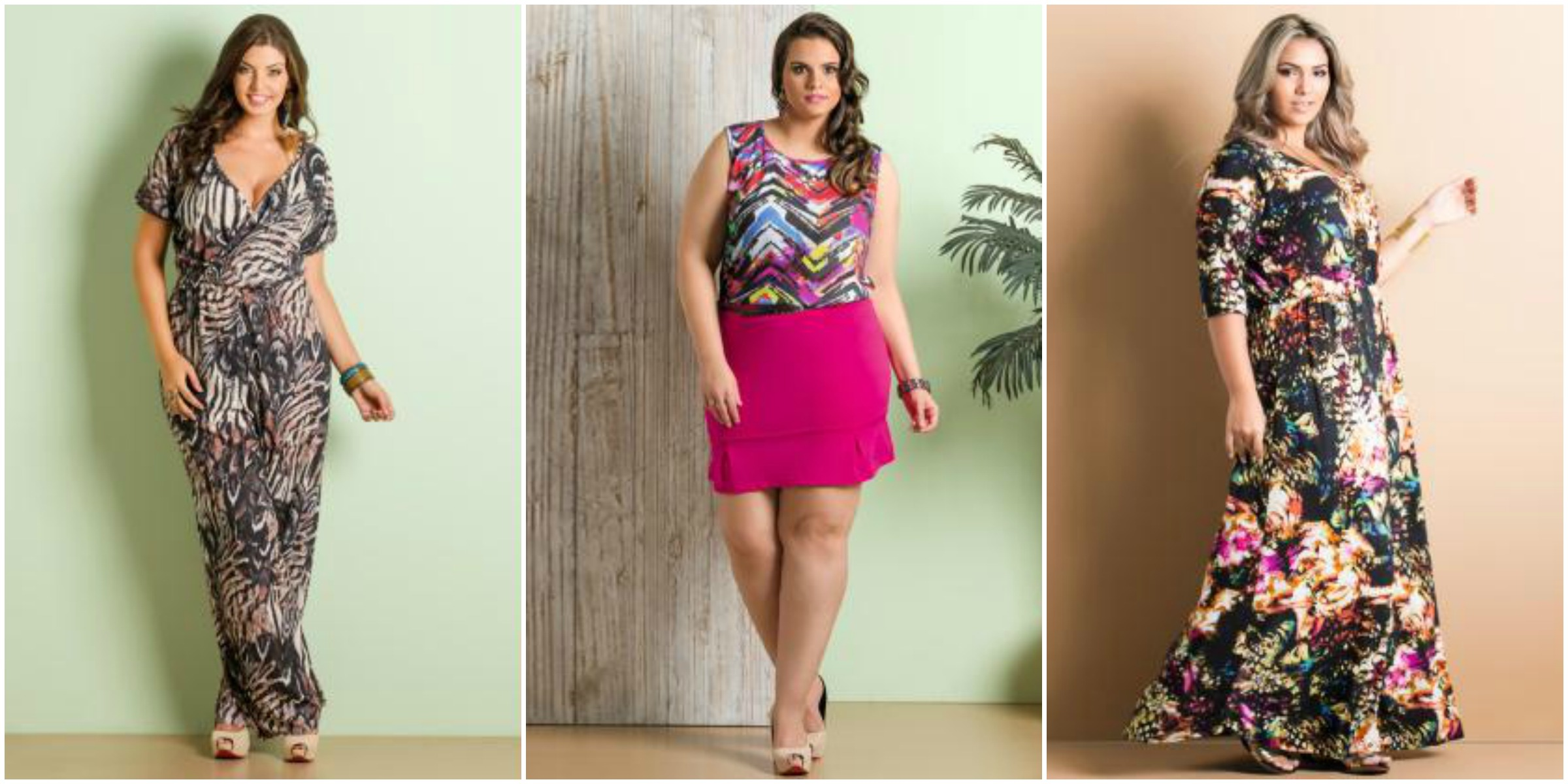 ESTAMPAS PLUS SIZE
